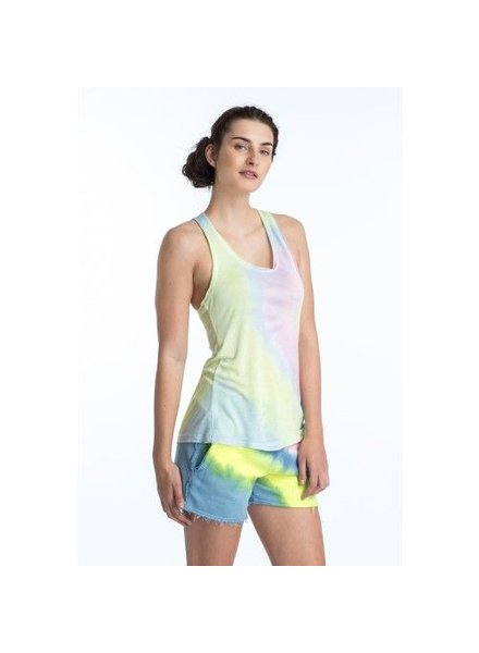 Spenglish Racerback Tank Multi