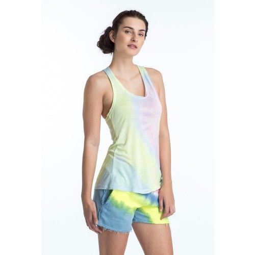 Flying Lizard Boutique - Tie Dye Tanks