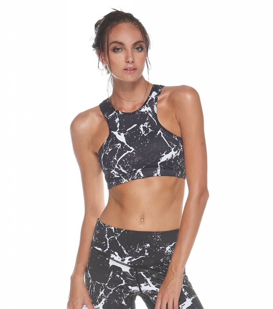 L'urve Stone Temple Crop Top
