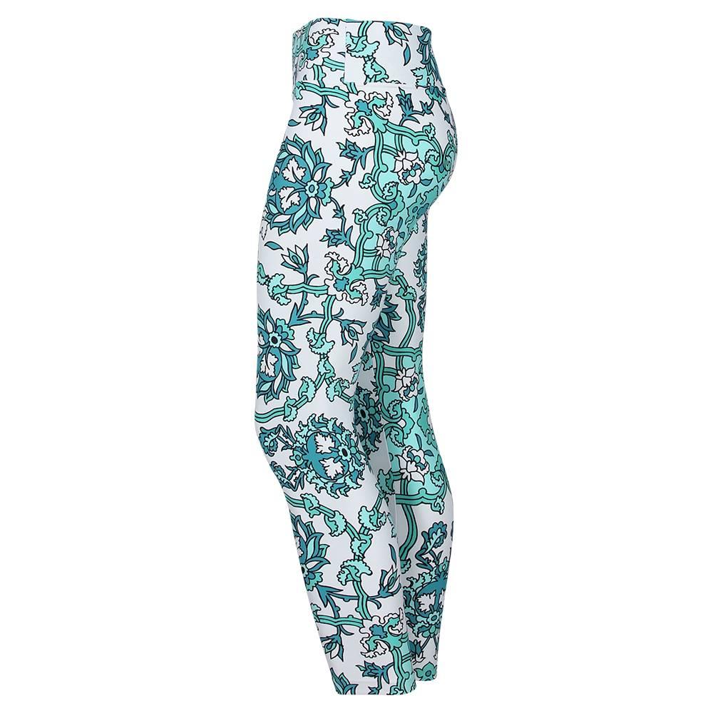 Liquido Florentine Green Leggings