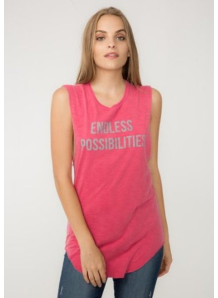 Tyler Jacobs Endless Possibilities Tank