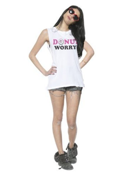 Social Decay Donut Worry Tank