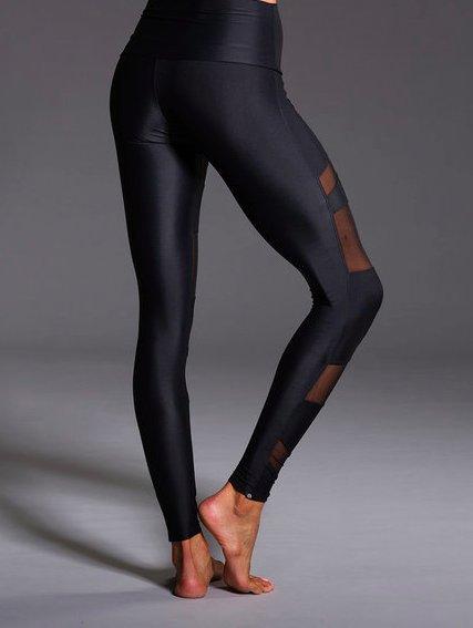 Onzie Black Bondage Legging