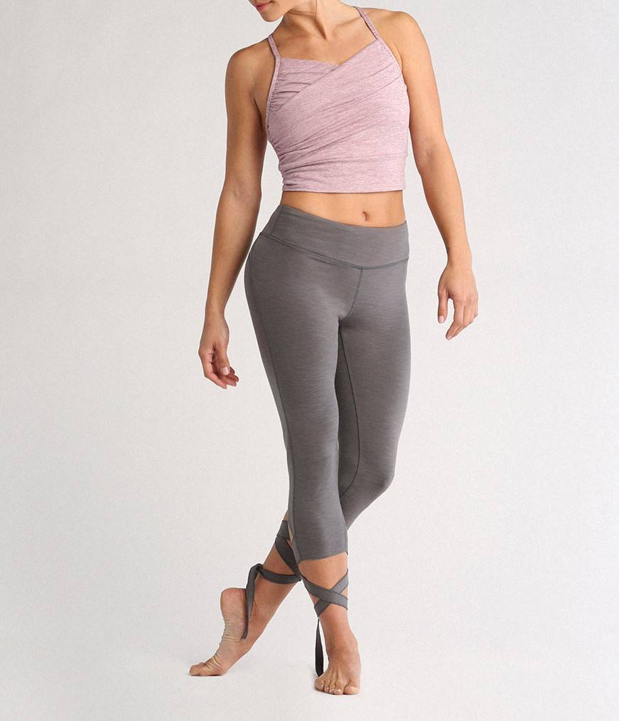 Manduka Flux Legging Thunder