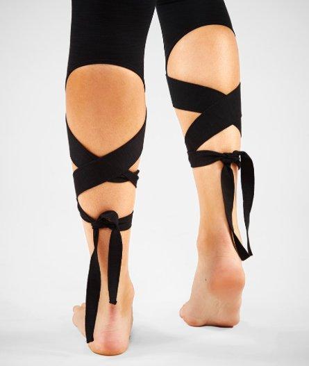 Flux Legging Black
