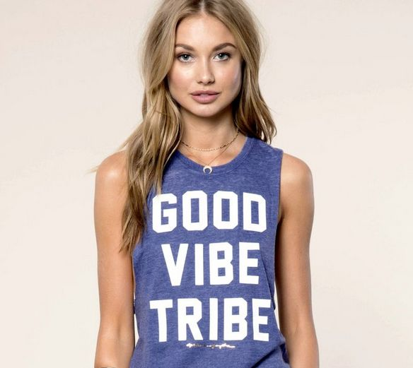 5 Graphic Tank Tops for Women
