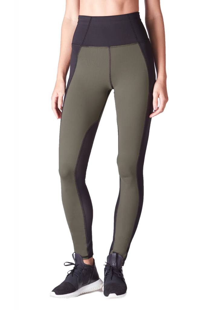 michi Summit High Waist Legging Olive