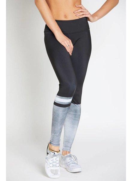 Onzie Graphic Legging Hex