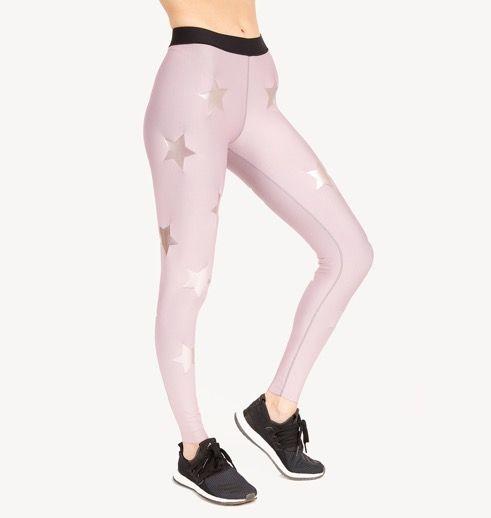 Ultra Cor Ultra Silk Knockout Blush Legging