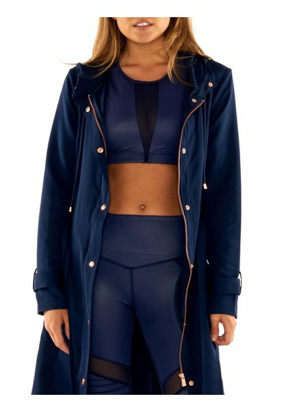 L'urv Military Chic Jacket Navy
