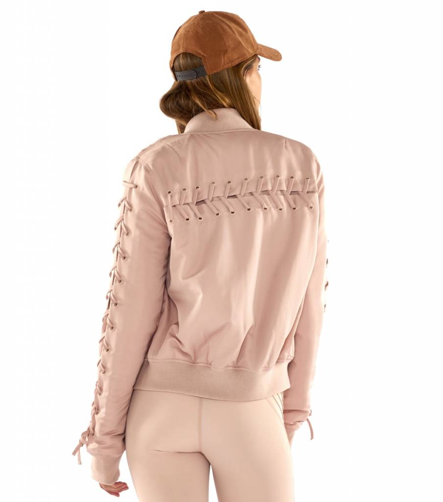 L'urv High and Mighty Lace Up Jacket