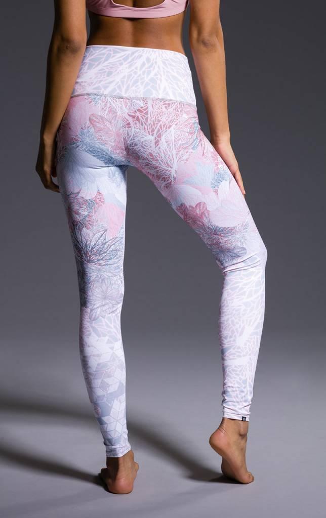 Onzie High Rise Graphic Legging Delicate