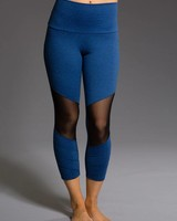 Onzie Moto Midi Midnight Blue