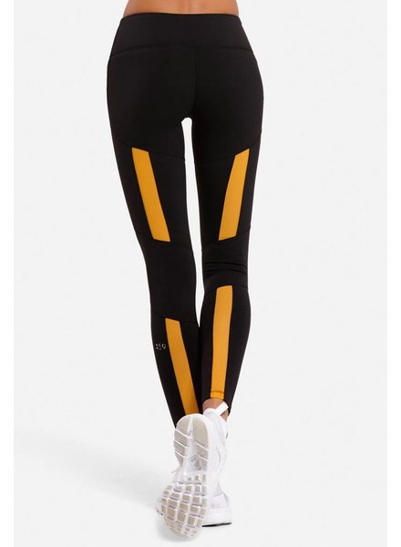 Splits59 Speedplay Tight Black/Marigold