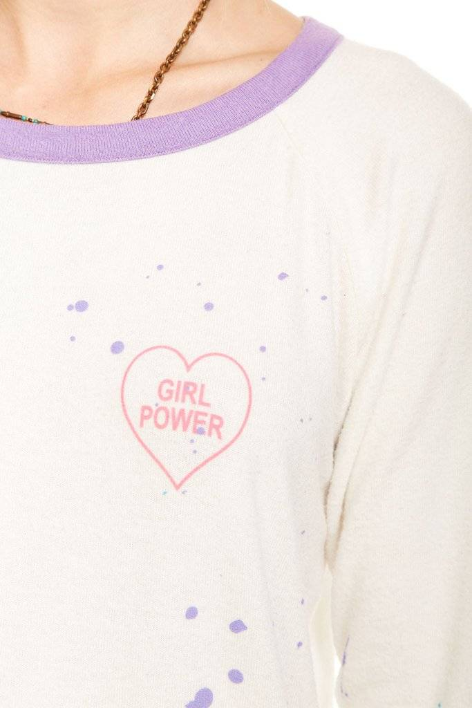 CHASER Girl Power Pullover