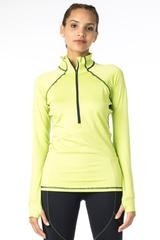 9.2.5 Hot & Run Top Lime Green