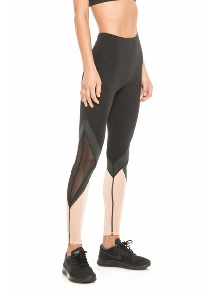 Body Language Paradise Legging Jade/Peach