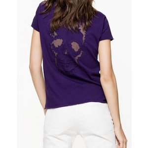 Zadig et Voltaire Story Fishnet Purple
