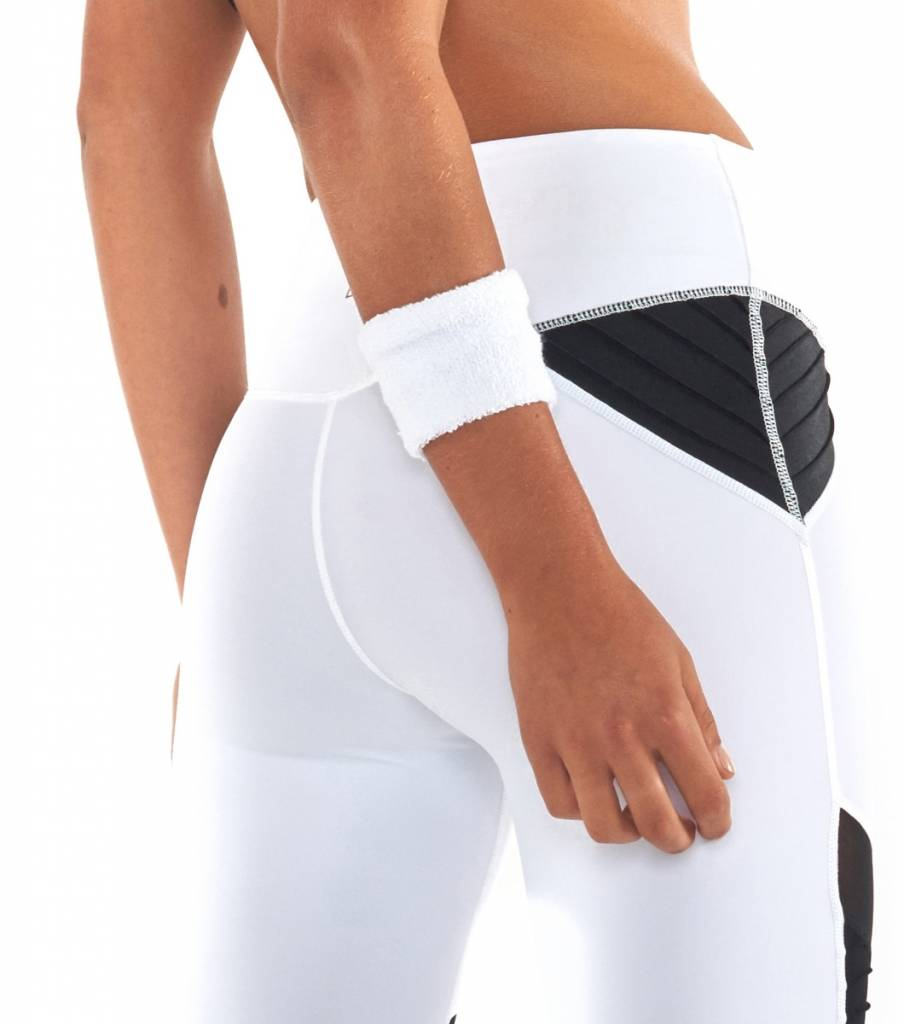 Lurv Shake Your Booty Legging White/Black