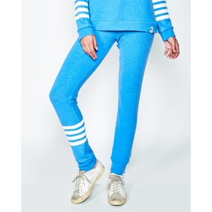 Michael Lauren Bear Sweat W/ Cuff and Stripe