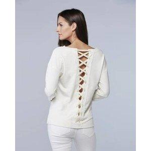 Sundays Dubbo Dove Heather Grey Sweater
