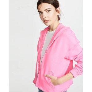 Tyler Jacobs Neon Pink Piers Jacket