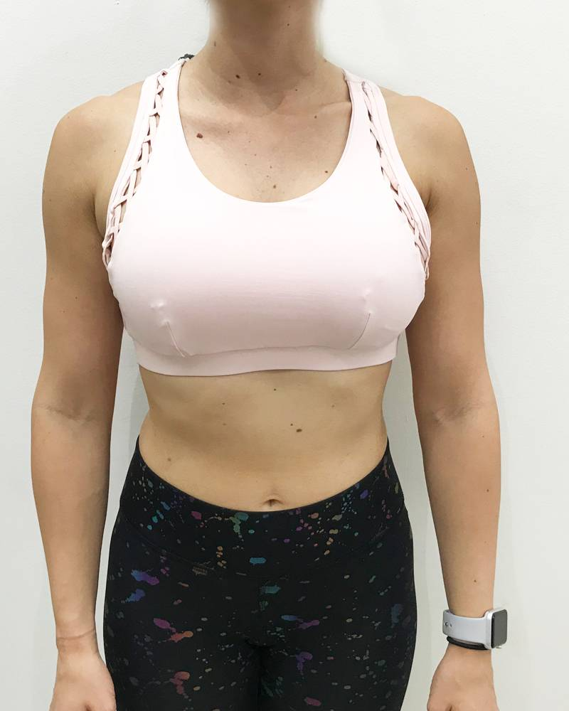 9.2.5 X Squeeze It Bra Pink