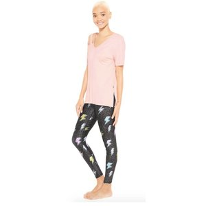 Terez Rebel Rebel Tall Band Leggings