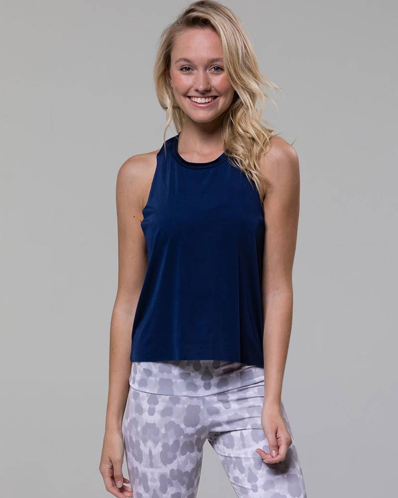 Onzie Navy Eagle Tank
