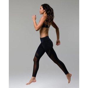 Onzie Black Chrome Legging
