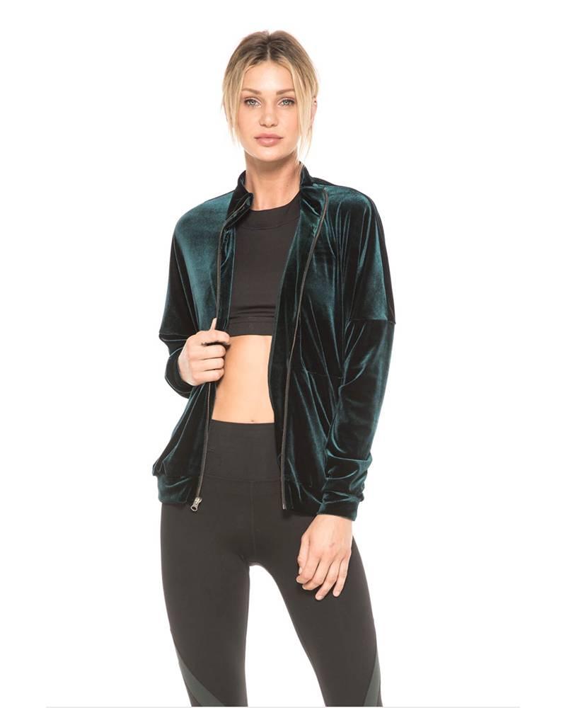 Body Language Easton Jacket Jade