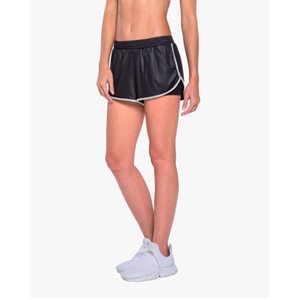 Koral Scout Double Layer Short - Black/White