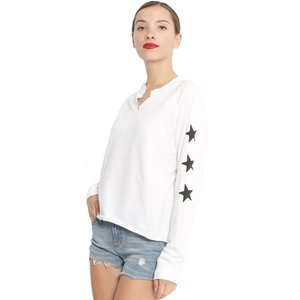 JET French Terry Printed Sweatshirt Star