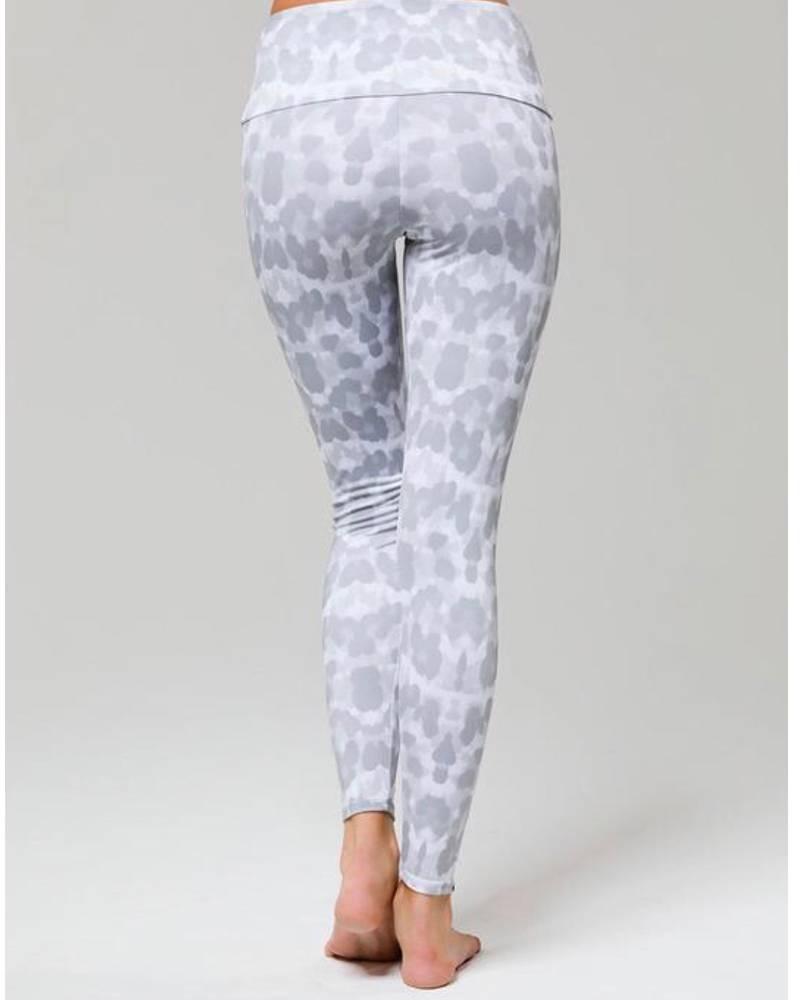 Onzie High Rise Legging Nocturnal Leopard