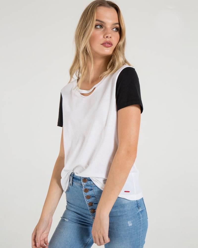 Philanthropy Abigail Deconstructed Shirt Multi