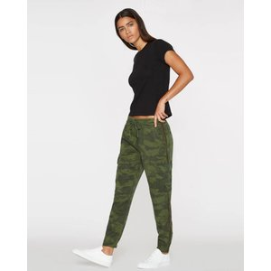 Pam and Gela Bronze Side Stripe Army Camo