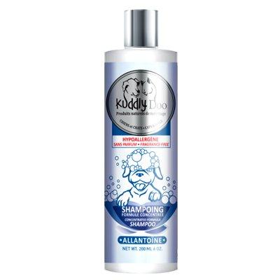 Kuddly Doo Fragrance-free Hypoallergenic Shampoo - 200ml
