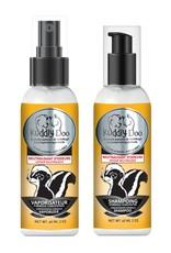 Kuddly Doo Duo shampoing et vaporisateur neutralisant d'odeurs de mouffette