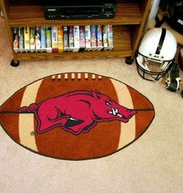 Fan Mats Razorback Football Mat