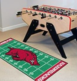 Fan Mats Razorback Football Runner