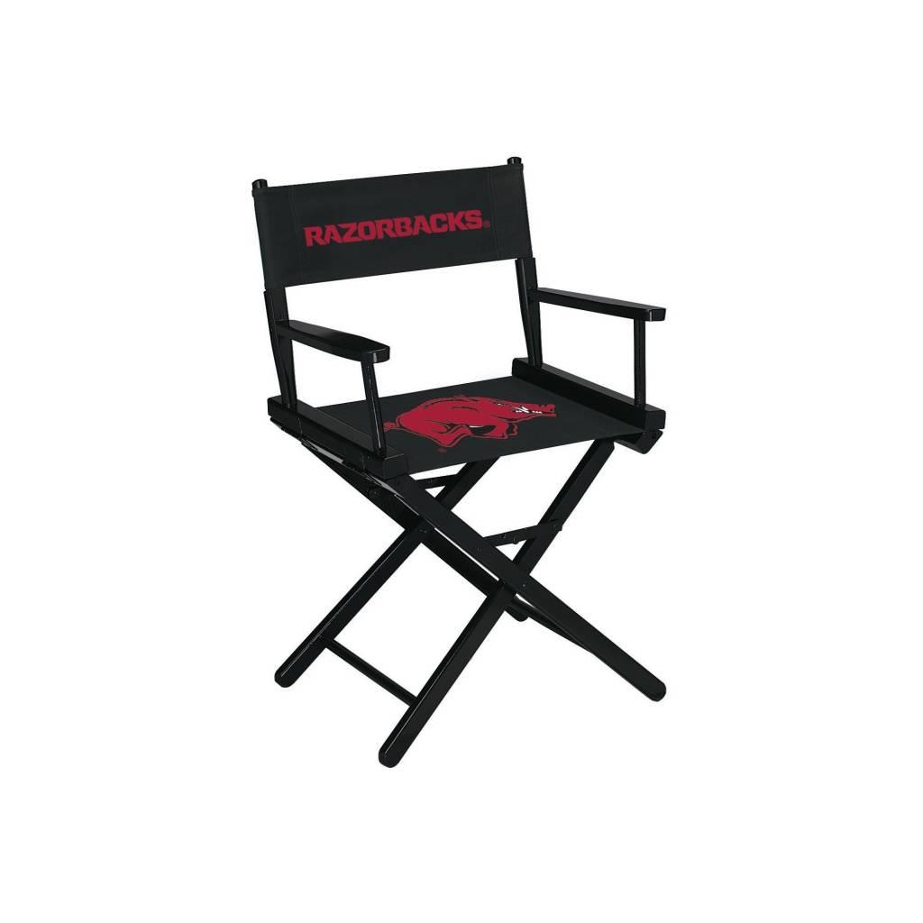 Razorback Directors Chair   Black
