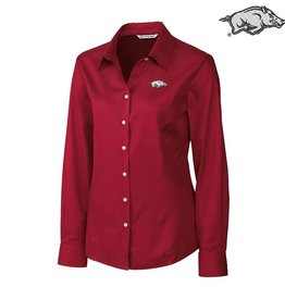 Cutter & Buck Ladies Epic Easy Care Fine Twill