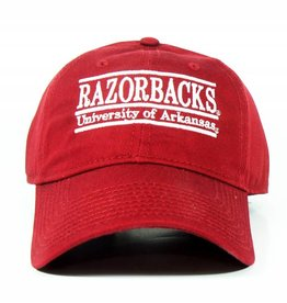 The Game Arkansas Razorbacks Mascot Bar Cap The Game