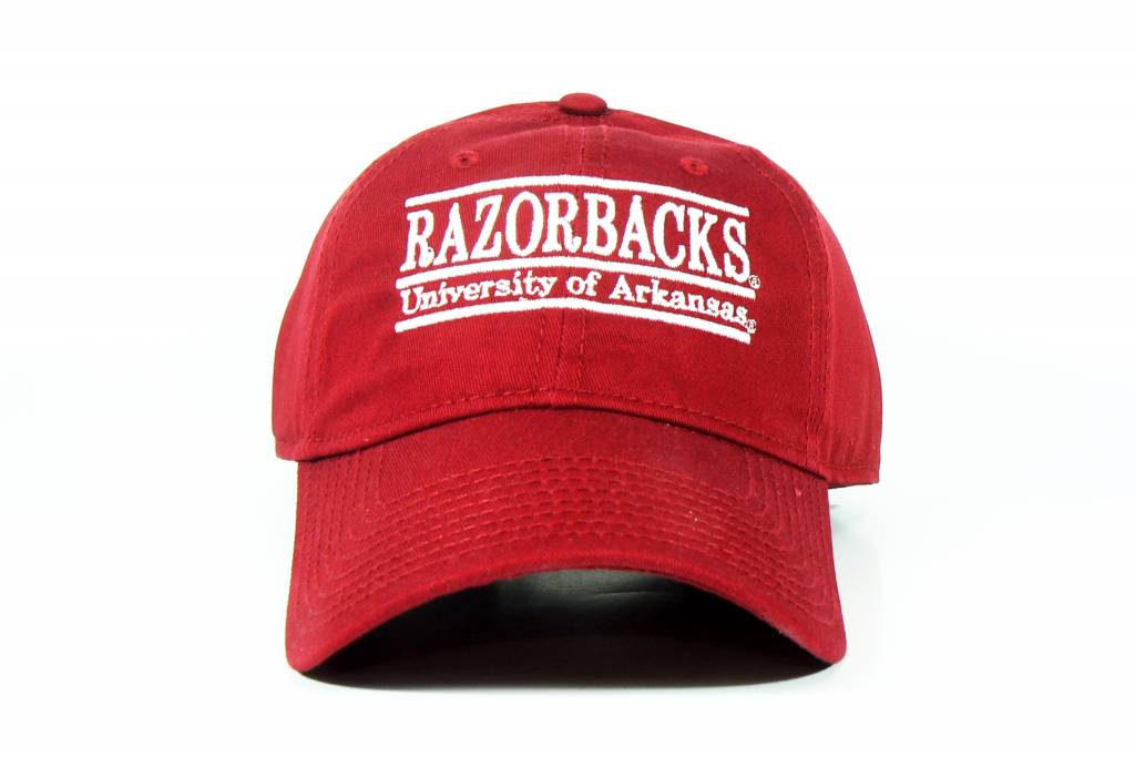 Arkansas Razorbacks Mascot Bar Cap By The Game The