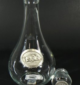 Arkansas Razorback Wine Decanter