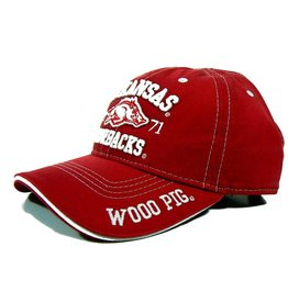 Arkansas Razorbacks 1871 Cap / Hat by The Game