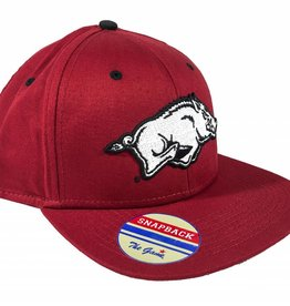 The Game Razorback Pro Shape Flat Bill