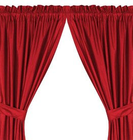 Sports Coverage Arkansas Razorbacks Window Drapes