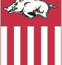 University Blanket & Flag Hog & Stripes Home Banner