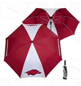 "Arkansas 62"" Golf Umbrella"